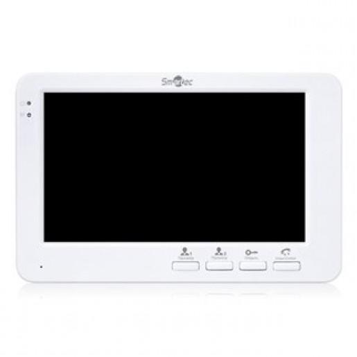 Видеодомофон Smartec ST-MS107-WT