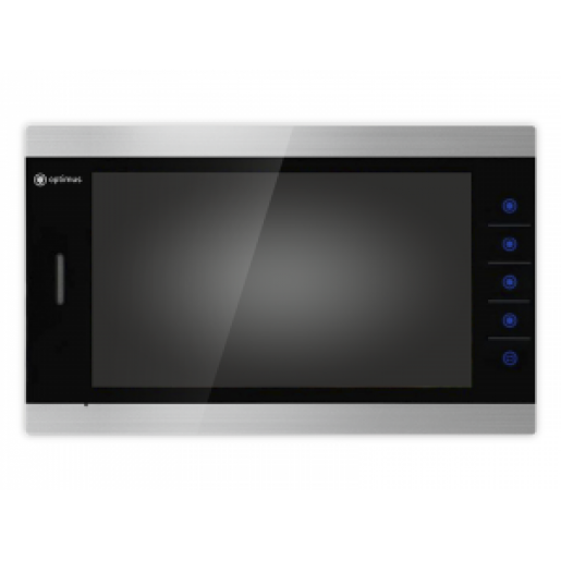 Видеодомофон Optimus VMH-10.1 (sb)