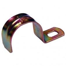 Скоба металлическая однолапковая СМО 21-22 (100 шт)