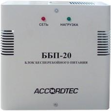 Источник вторичного электропитания ББП-20