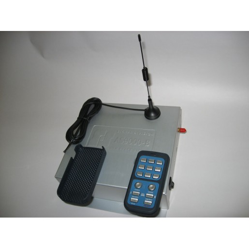 AS-9000 СГУ 300Вт микрофон радиоканал